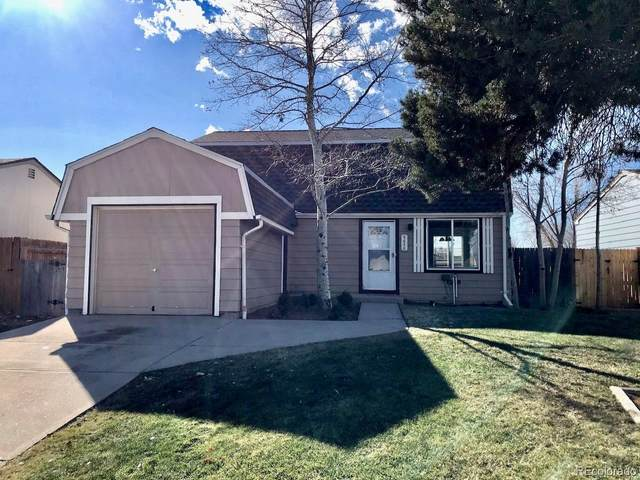 9630 W 104th Drive, Westminster, CO 80021 (MLS #6102872) :: 8z Real Estate