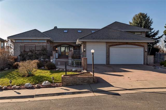 4121 S Allison Street, Lakewood, CO 80235 (#6103020) :: The Heyl Group at Keller Williams