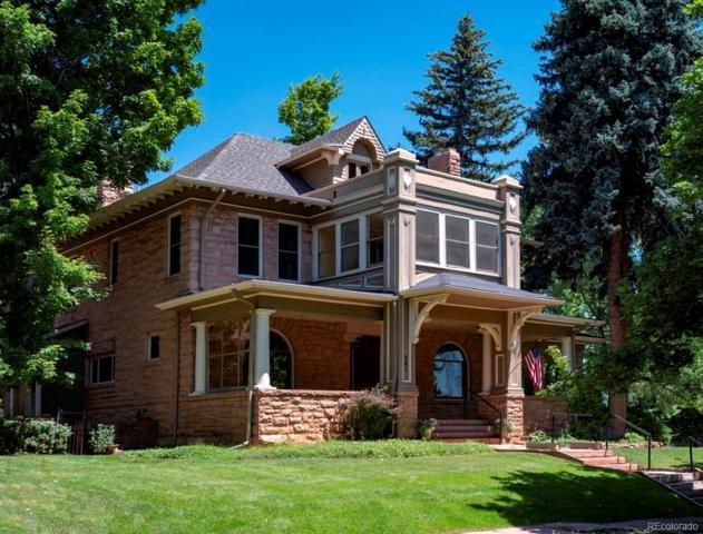 541 Spruce Street, Boulder, CO 80302 (#6103163) :: The Peak Properties Group