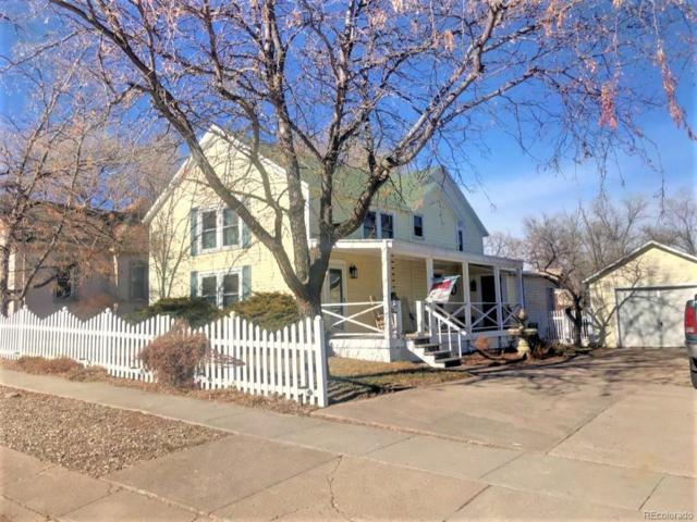 972 4th Street, Limon, CO 80828 (#6103252) :: Bicker Realty