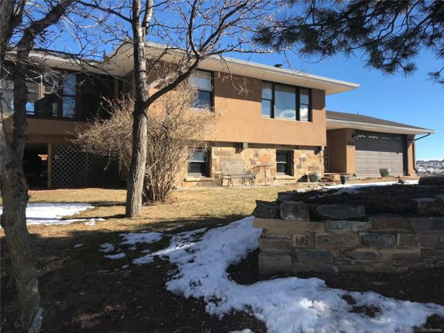 7029 Rainbow Creek Road, Sedalia, CO 80135 (MLS #6103445) :: 8z Real Estate