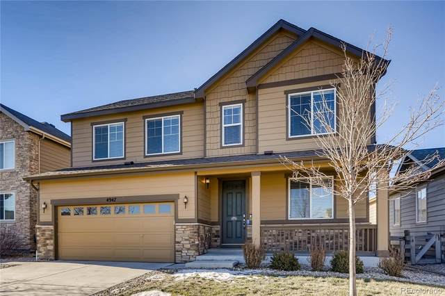 4947 S Ukraine Street, Aurora, CO 80015 (#6104064) :: Stephanie Fryncko | Keller Williams Integrity