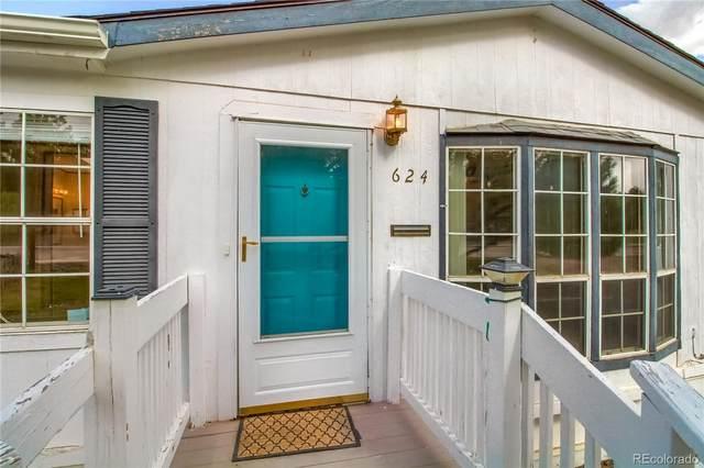 624 S Paddock Street, Elizabeth, CO 80107 (#6104146) :: Kimberly Austin Properties
