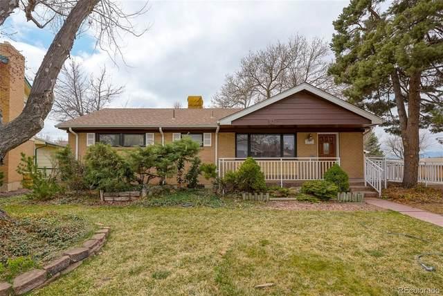 10827 Claire Lane, Northglenn, CO 80234 (#6104303) :: Finch & Gable Real Estate Co.