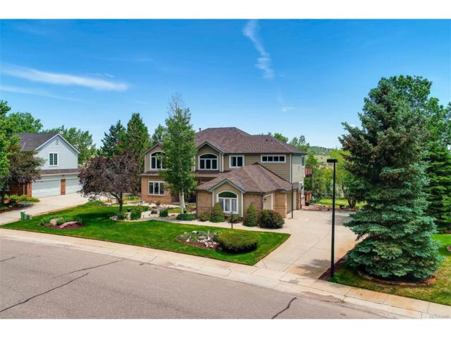 56 Deerwood Drive, Littleton, CO 80127 (MLS #6104356) :: 8z Real Estate