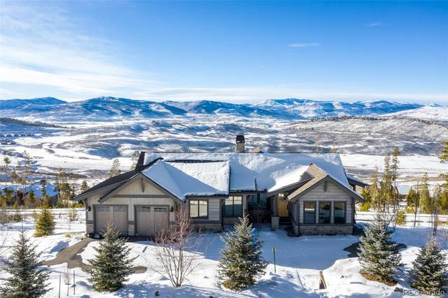 345 Pawnee Lane, Granby, CO 80446 (#6104487) :: HomeSmart