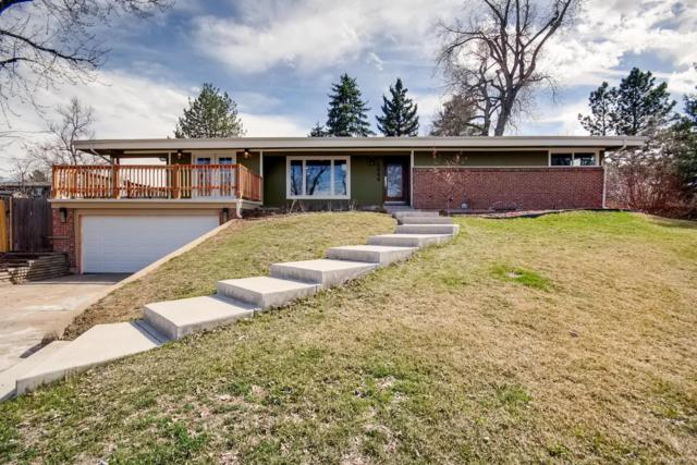 5844 W Rowland Place, Littleton, CO 80128 (#6105480) :: The Griffith Home Team