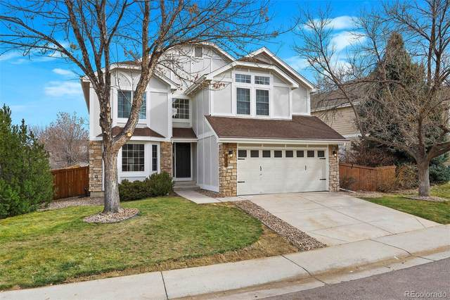 9658 Red Oakes Drive, Highlands Ranch, CO 80126 (#6105753) :: The DeGrood Team