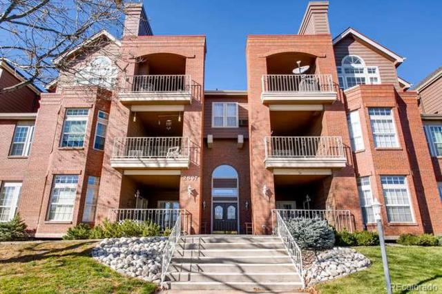 2897 W Riverwalk Circle #206, Littleton, CO 80123 (MLS #6105782) :: 8z Real Estate