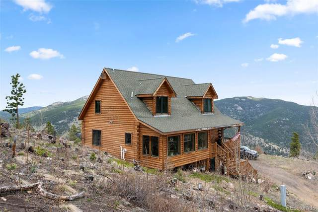 5771 Bear Paw Road, Golden, CO 80403 (#6105836) :: Real Estate Professionals