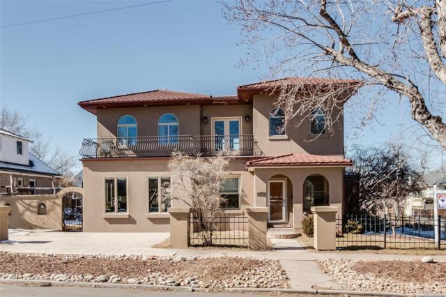 1601 S Emerson Street, Denver, CO 80210 (#6106271) :: Bring Home Denver