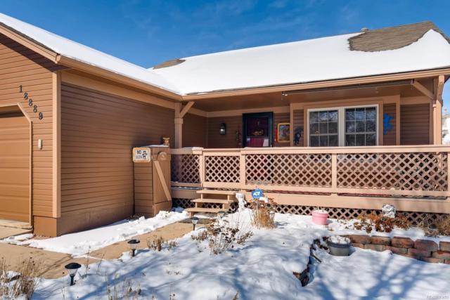 18889 E Hawaii Drive, Aurora, CO 80017 (MLS #6107109) :: Kittle Real Estate
