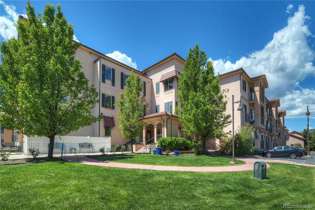4500 Baseline Road #4201, Boulder, CO 80303 (#6107477) :: Mile High Luxury Real Estate