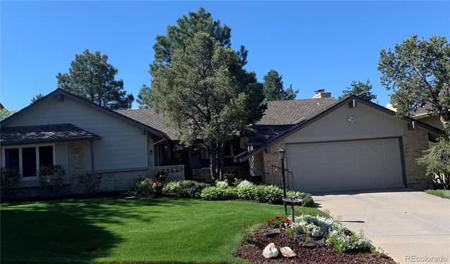 7731 S Ash Court, Centennial, CO 80122 (MLS #6107498) :: 8z Real Estate