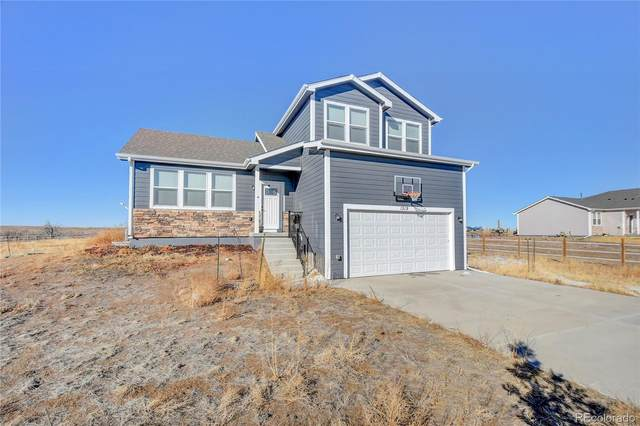 1519 4th Avenue, Deer Trail, CO 80105 (MLS #6108734) :: 8z Real Estate