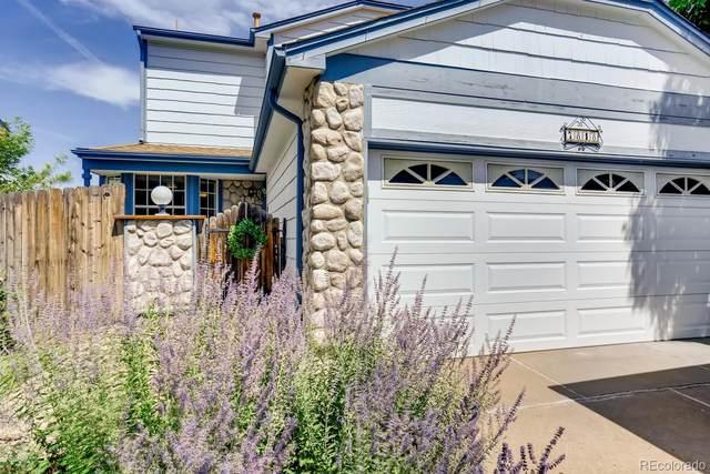 7818 Kyle Way, Littleton, CO 80125 (MLS #6109286) :: 8z Real Estate
