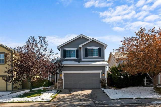4305 Brookwood Drive, Highlands Ranch, CO 80130 (#6109333) :: The HomeSmiths Team - Keller Williams