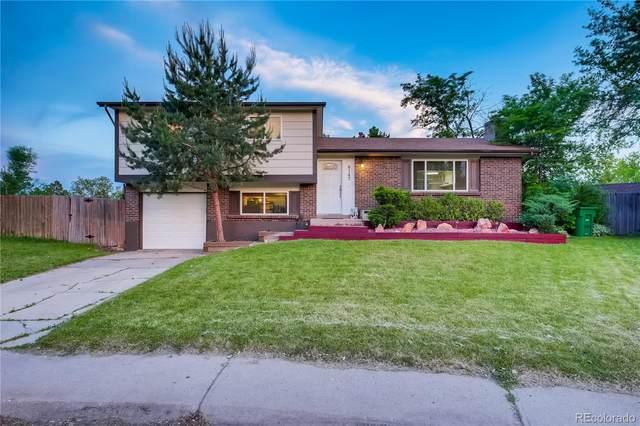 6147 S Flower Street, Littleton, CO 80123 (#6110404) :: Berkshire Hathaway HomeServices Innovative Real Estate