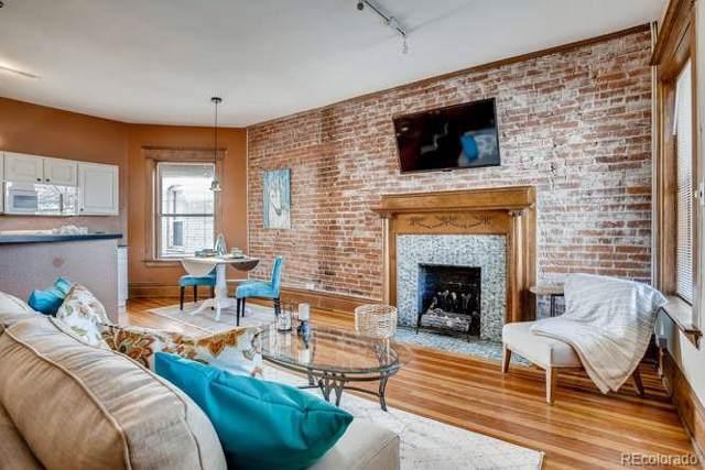 1210 E Colfax Avenue #407, Denver, CO 80218 (MLS #6110413) :: Kittle Real Estate