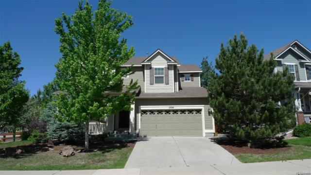 2339 Robindale Way, Castle Rock, CO 80109 (#6110647) :: The DeGrood Team