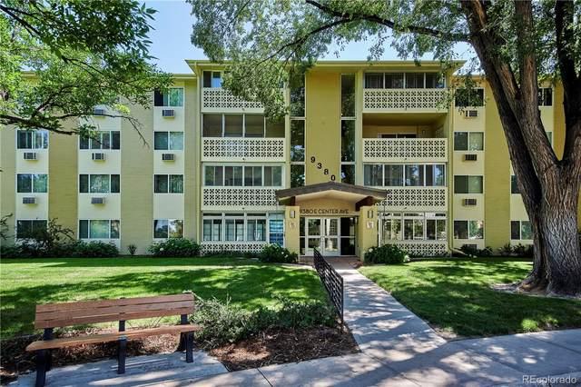 9380 E Center Avenue 1B, Denver, CO 80247 (#6110861) :: Mile High Luxury Real Estate