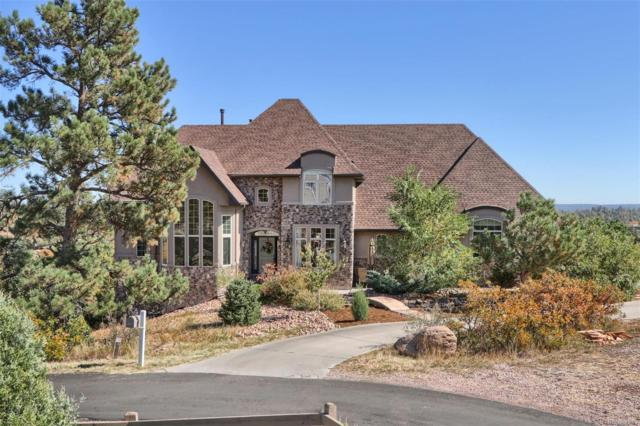 6291 Moulton Court, Castle Rock, CO 80104 (#6110904) :: The Dixon Group