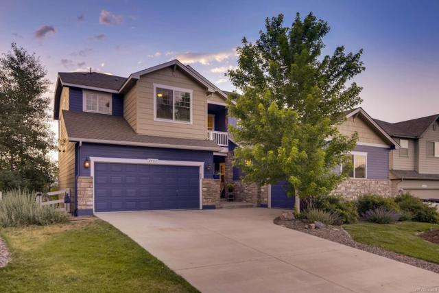 2467 Northview Place, Castle Rock, CO 80104 (#6111079) :: The HomeSmiths Team - Keller Williams