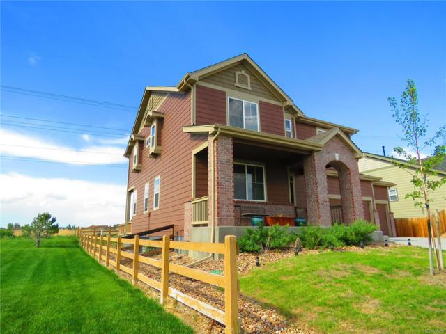 16701 E 102nd Place, Commerce City, CO 80022 (MLS #6111152) :: 8z Real Estate