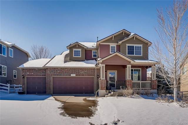 3731 Aspen Hollow Court, Castle Rock, CO 80104 (#6111404) :: Berkshire Hathaway HomeServices Innovative Real Estate