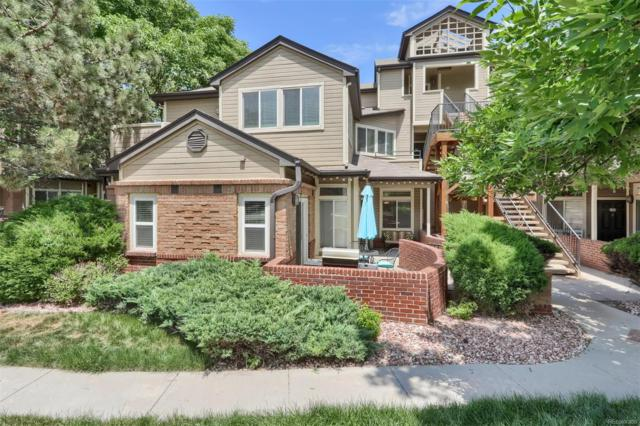6001 S Yosemite Street F101, Greenwood Village, CO 80111 (MLS #6111478) :: Bliss Realty Group