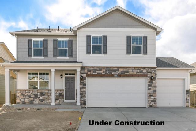 319 Jay Avenue, Severance, CO 80550 (MLS #6111728) :: Kittle Real Estate