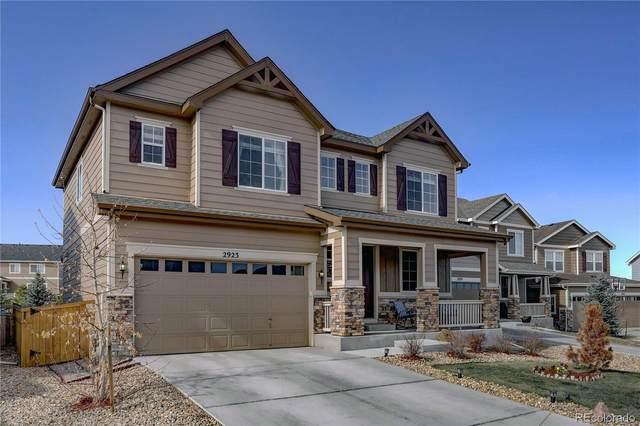 2923 Setting Sun Avenue, Castle Rock, CO 80109 (#6112005) :: Wisdom Real Estate