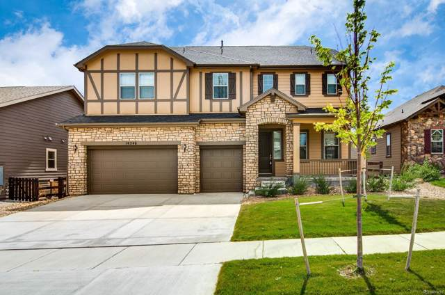 14546 Hagus Place, Parker, CO 80134 (#6112175) :: The Galo Garrido Group