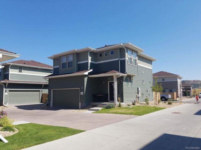 4480 Elegant Street, Castle Rock, CO 80109 (#6112209) :: Colorado Home Finder Realty