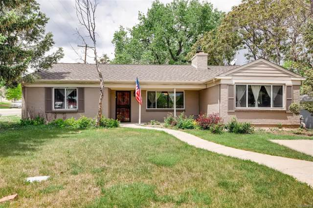 3499 S Dahlia Street, Denver, CO 80222 (MLS #6112276) :: Bliss Realty Group