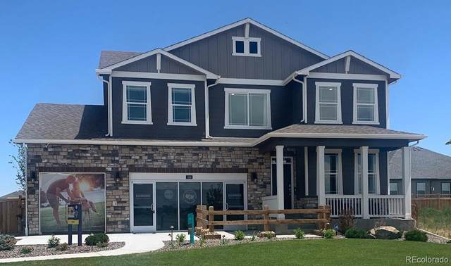 512 N Golden Eagle Parkway, Brighton, CO 80601 (#6112390) :: West + Main Homes
