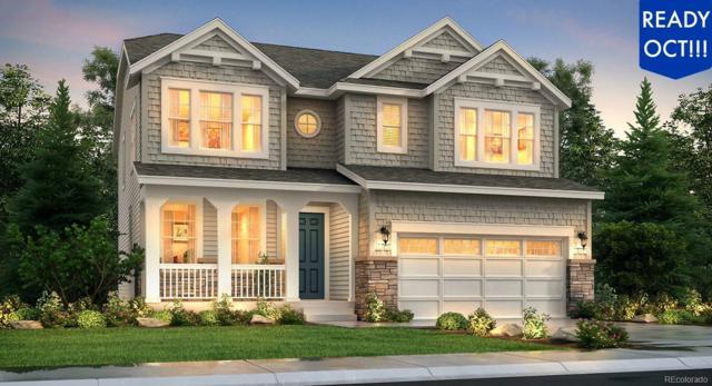 16164 Red Bud Loop, Parker, CO 80134 (#6112830) :: Wisdom Real Estate