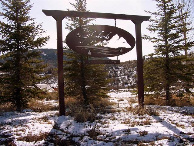 23355 Postrider Trail, Oak Creek, CO 80467 (#6112858) :: The Margolis Team