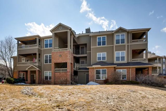 12764 Ironstone Way #204, Parker, CO 80134 (#6113108) :: 5281 Exclusive Homes Realty
