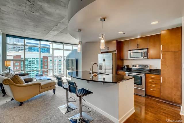 891 14th Street #2014, Denver, CO 80202 (#6113286) :: Kimberly Austin Properties