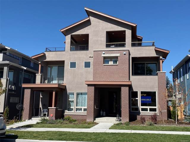 4565 W 50th Avenue 8B, Denver, CO 80212 (MLS #6113314) :: 8z Real Estate