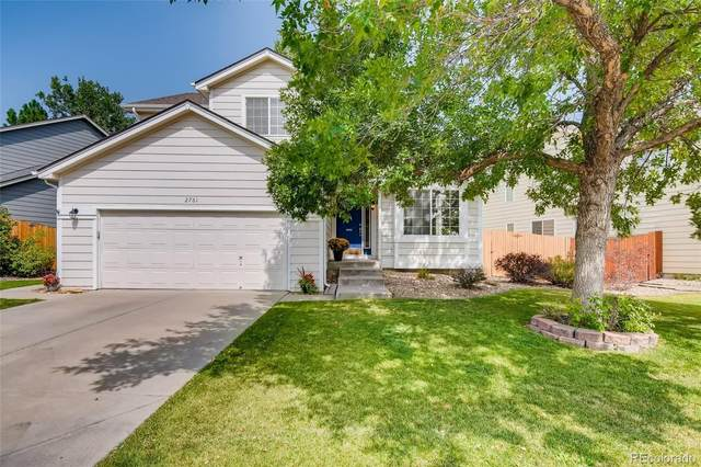 2761 E 132nd Place, Thornton, CO 80241 (#6113692) :: James Crocker Team
