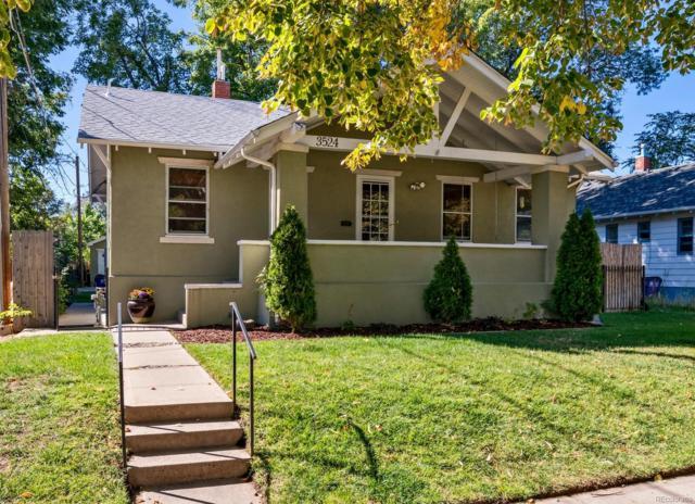 3524 W 45th Avenue, Denver, CO 80211 (#6113786) :: The Gilbert Group