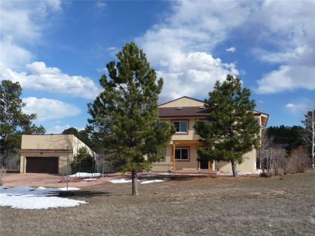 10815 Holden Circle, Franktown, CO 80116 (#6113953) :: Compass Colorado Realty
