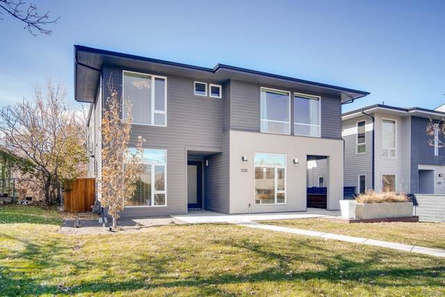3215 S Dahlia Street, Denver, CO 80222 (#6114311) :: The Healey Group