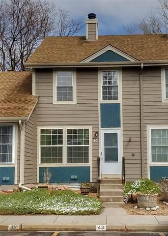 11590 Community Center Drive #43, Northglenn, CO 80233 (MLS #6114950) :: 8z Real Estate