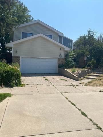 1362 S Ogden Street, Denver, CO 80210 (#6115380) :: Bring Home Denver with Keller Williams Downtown Realty LLC