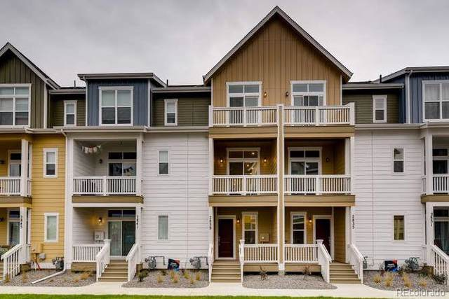 2835 S Fox Court, Englewood, CO 80110 (#6115396) :: Bring Home Denver with Keller Williams Downtown Realty LLC