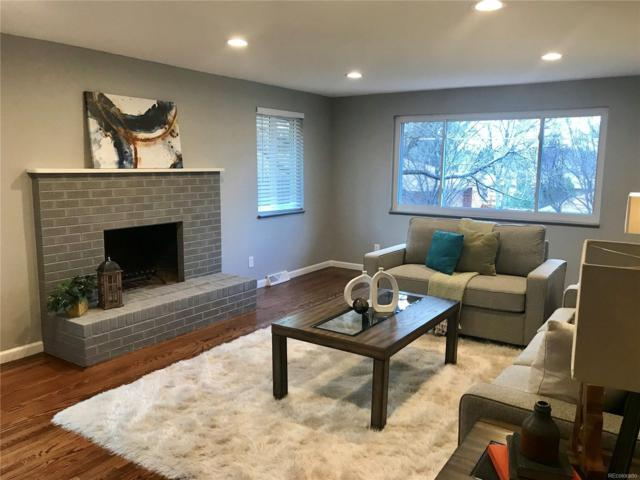 12117 W 62nd Avenue, Arvada, CO 80004 (#6116036) :: The Griffith Home Team