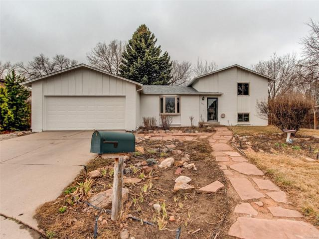 1641 S Parfet Court, Lakewood, CO 80232 (#6116422) :: House Hunters Colorado